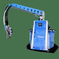 OSV H40 — заливочная машина для ППУ